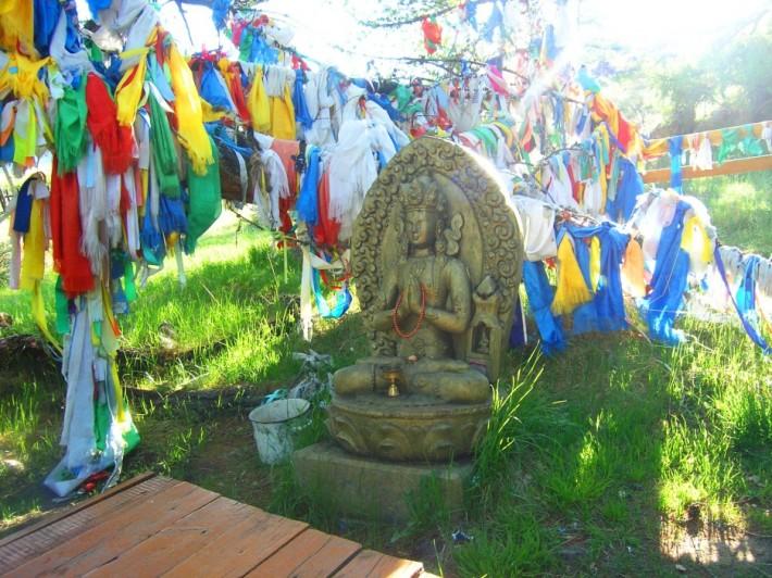 Религия тувинцев — смесь буддизма и шаманизма