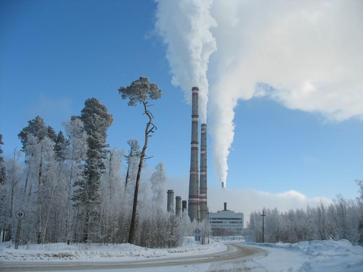 Мощь Сибири