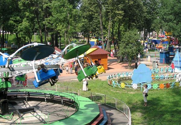 Псков. Детский парк