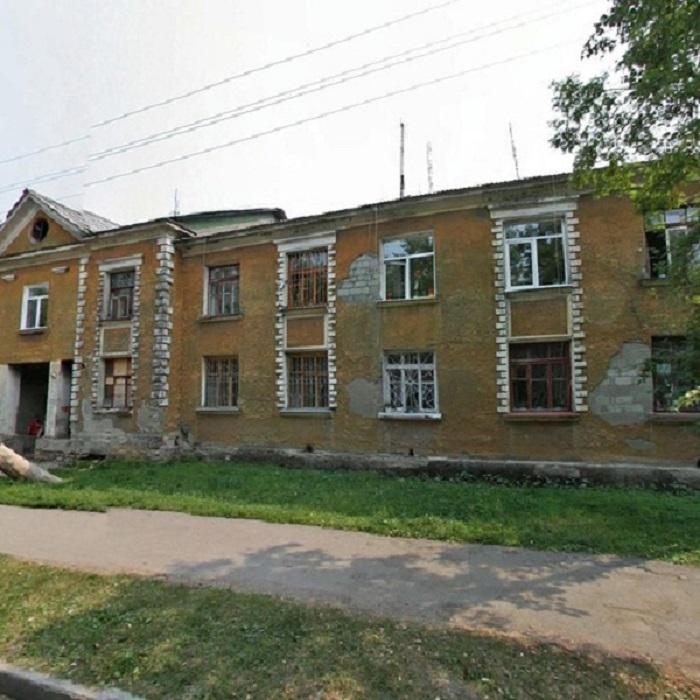 Много таких домов можно встретить на Эльмаше
