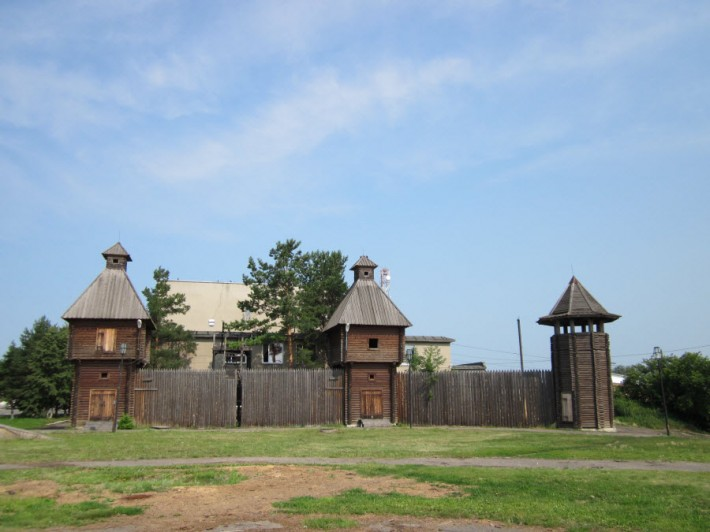 Тарская крепость