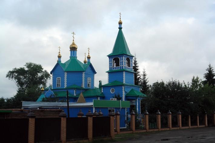 Свято-Казанский мужской Чимеевский монастырь