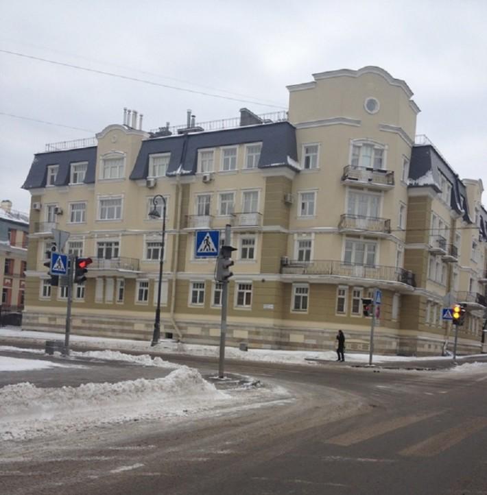 Недешевые квартиры в центре