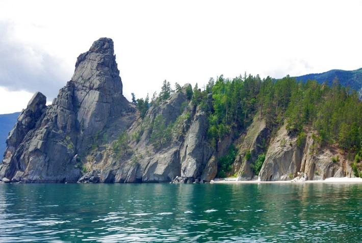 Озеро Байкал — священное озеро бурятов