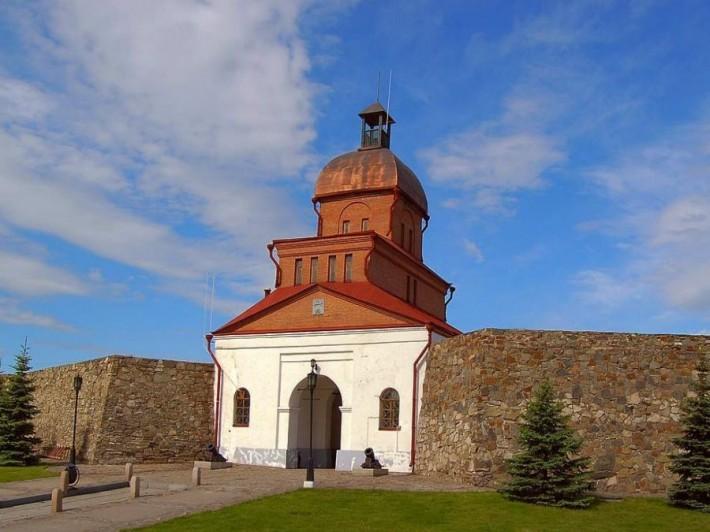 Кузнецкая крепость — музей под открытым небом