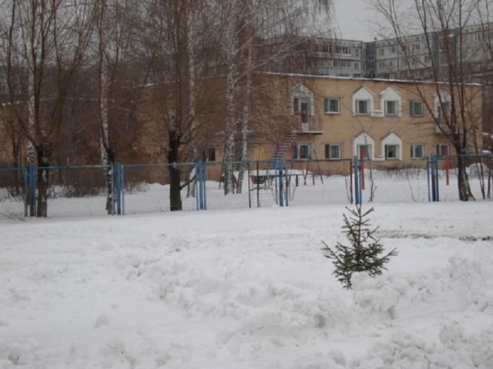 Один из детских садов под названием «Золушка»