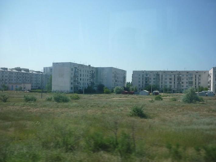 Новый поселок