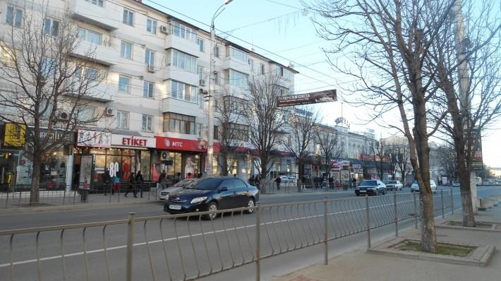 Проспект Кирова напротив площади Ленина