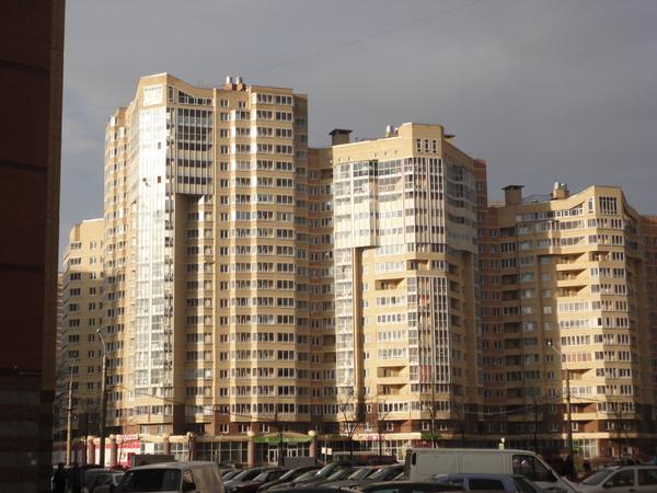 Новостройки в Красносельском районе Санкт-Петербурга, здесь живем теперь и мы