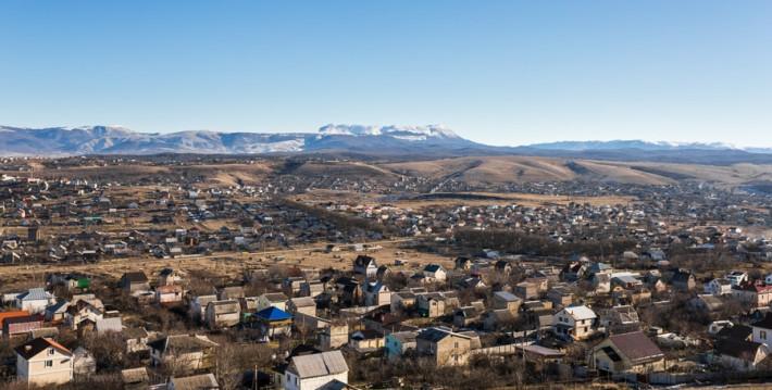 Пригород Симферополя