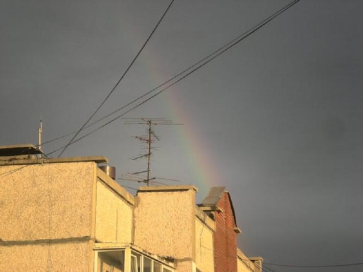 И в Тагиле у радуги 7 цветов. Могло быть и больше