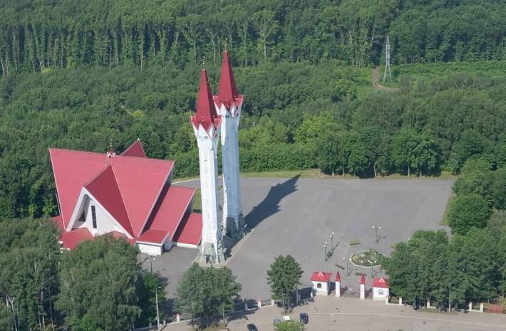 Разрыв шаблонов по-уфимски — мечеть Ляля-Тюльпан
