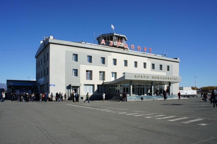 Аэропорт Елизово