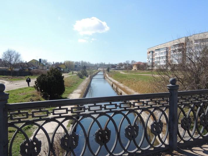 Река Степная