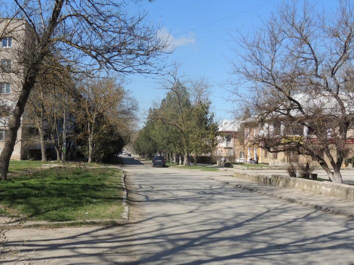 Район Военный городок