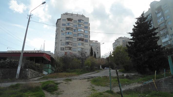 Верхняя часть ул. Октябрьской