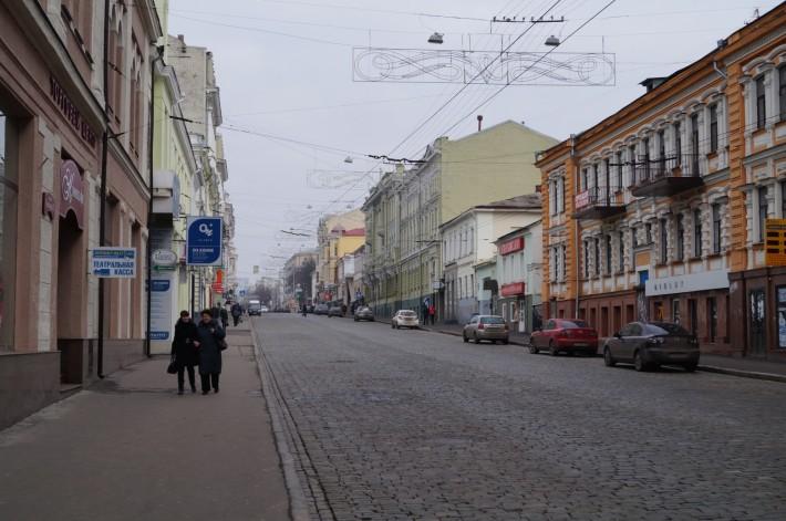Несколько фотографий по городу…