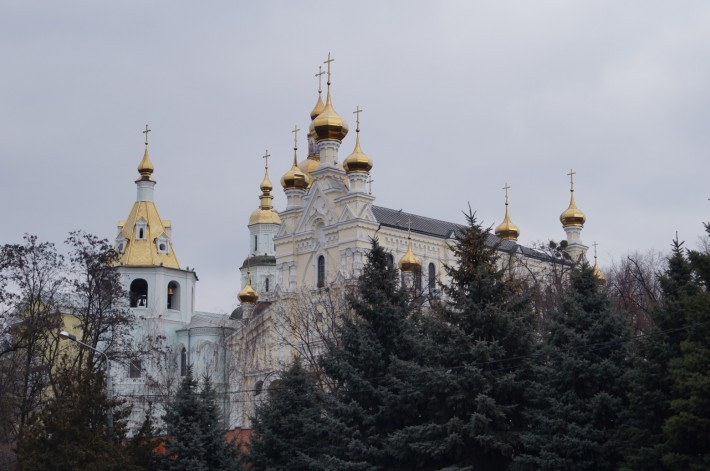 Свято-Покровский мужской монастырь