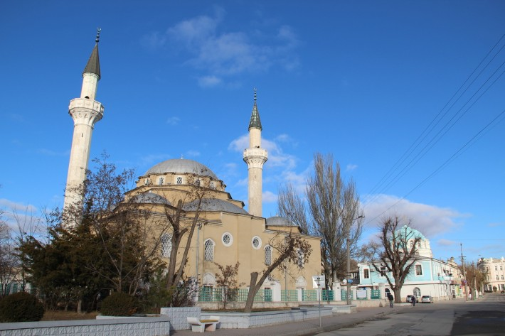 Мечеть «Хан-Джами»