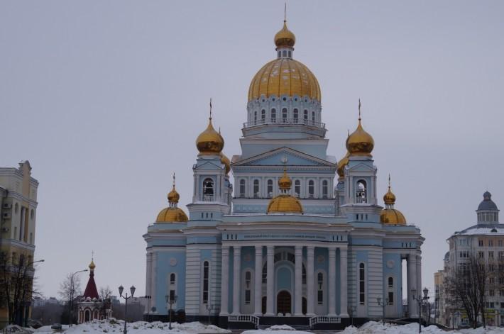 Кафедральный собор святого праведного воина Федора Ушакова