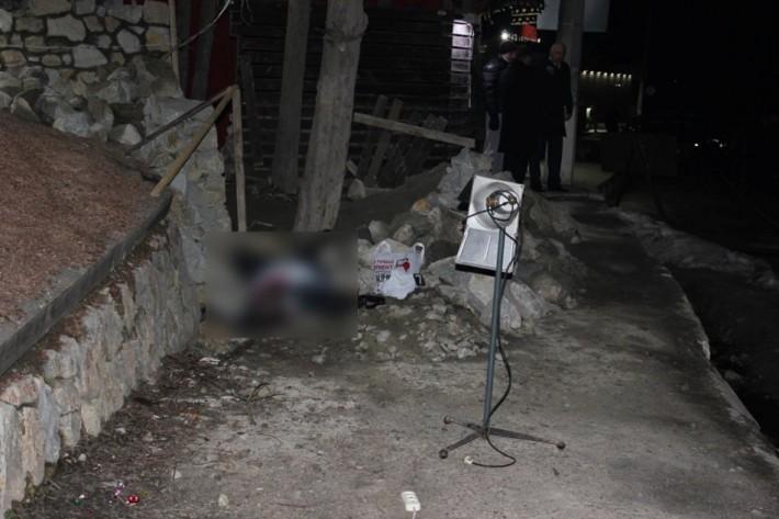 Убийство бизнесмена в с. Кипарисное