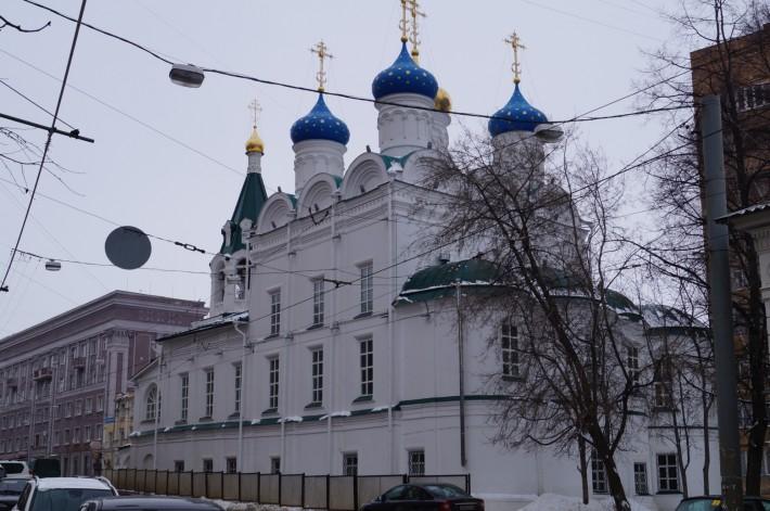 Храм Знамения Божией Матери и святых Жен-Мироносиц