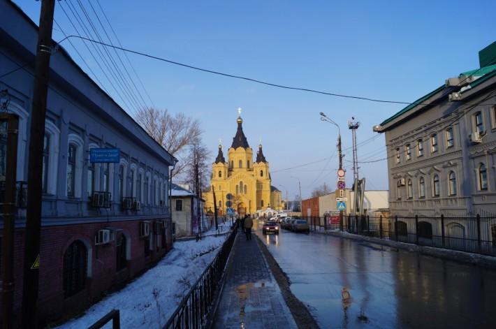 Часть улицы Стрелка