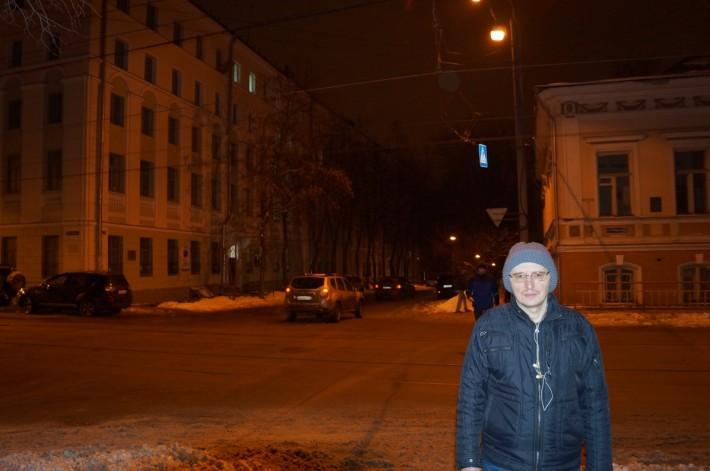 Самый небезразличный к своему городу Нижегородец, Владимир