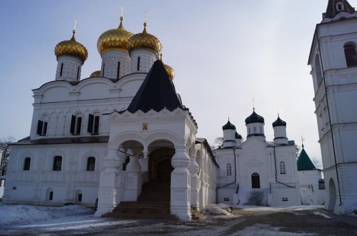 Свято-Троицкий Ипатьевский мужской монастырь