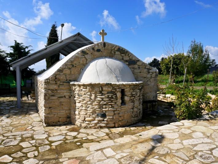 Церковь ΑΓΙΟΣ ΔΗΜΗΤΡΙΑΝΟΣ