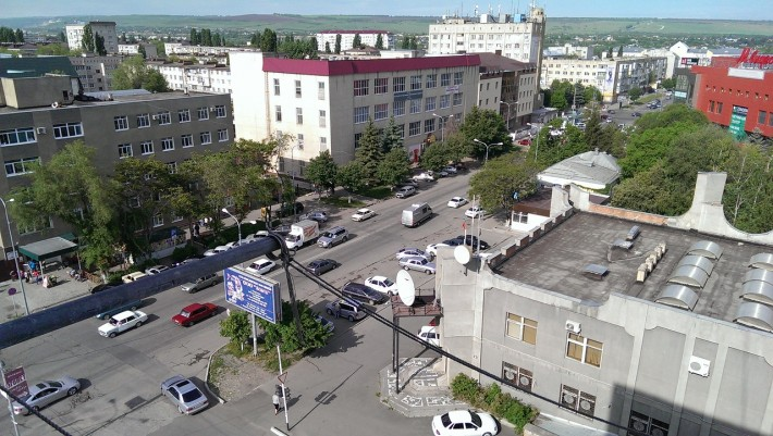 Панорама Черкесска