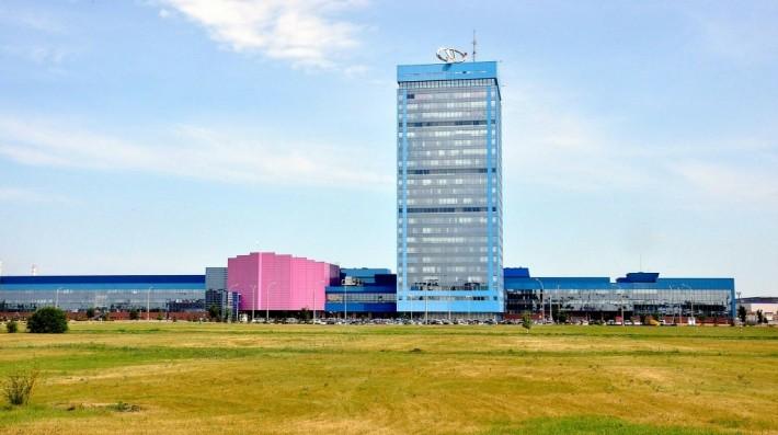 Здание заводоуправления Автоваз