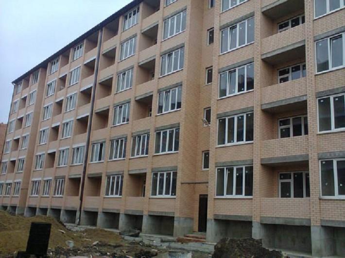 Наш дом на завершающей стадии строительства