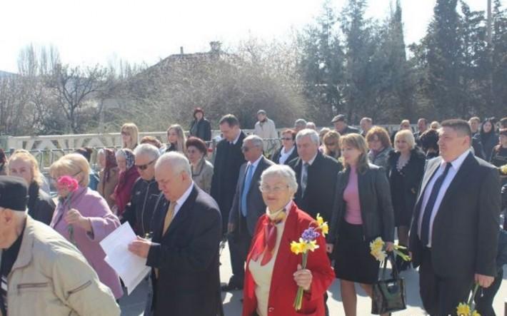 День освобождения Судака (2012 год)