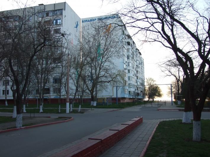 Ул. Бульвар Пионеров, Аршинцево