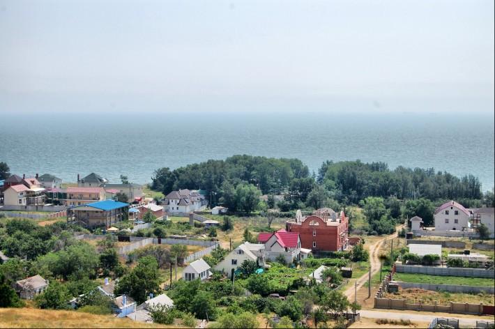 Частные дома поселка Героевское