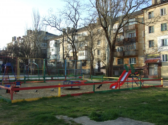 Микрорайон Луч, Войково