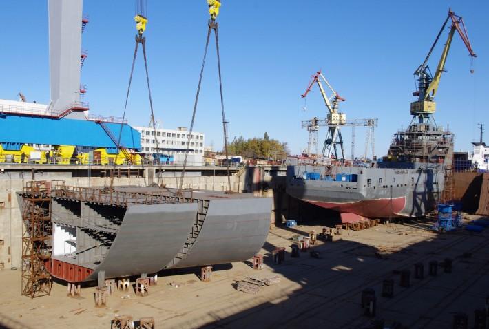 Судостроительный завод «Залив»