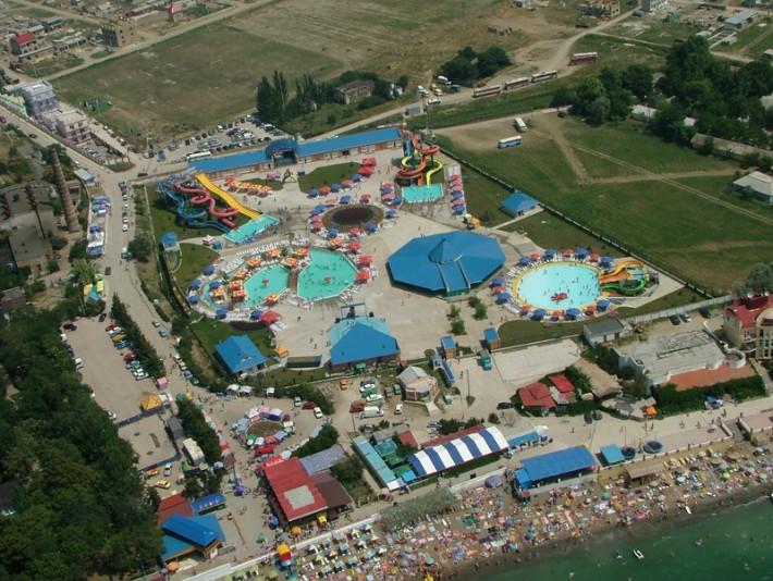 Район аквапарка