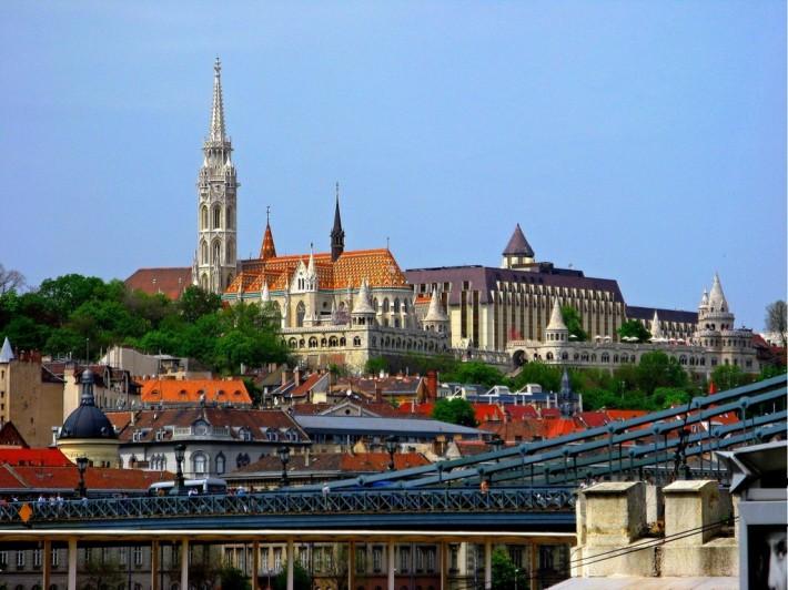 Будапешт. Королевский дворец