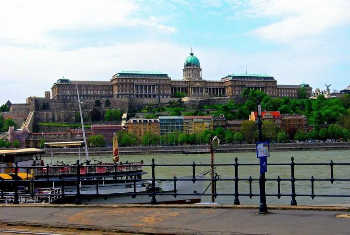 Будапешт.Замок Буда