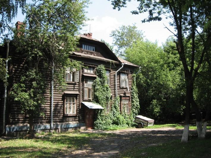Дом старых Люберец