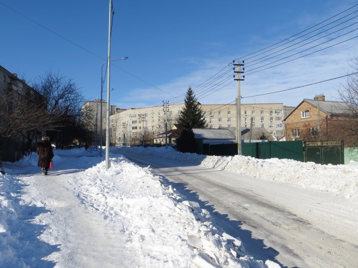 Зимний Аксай