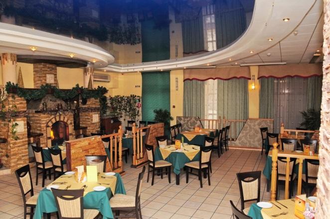 Кафе-ресторан Капра