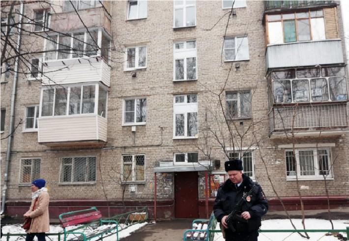 Дом 2 на улице Попова, 2014 год