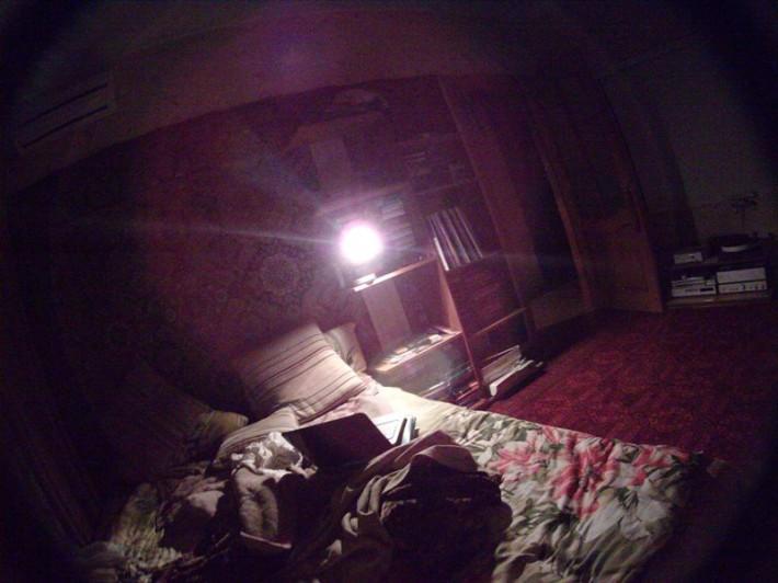 Наша комната в Хабаровске