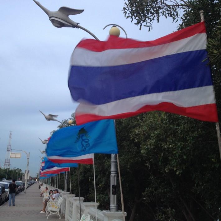 Таиланд — не та страна, где можно легко найти легальный заработок