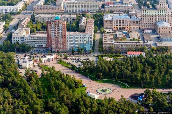 Центральный парк культуры и отдыха им. Ю. А. Гагарина