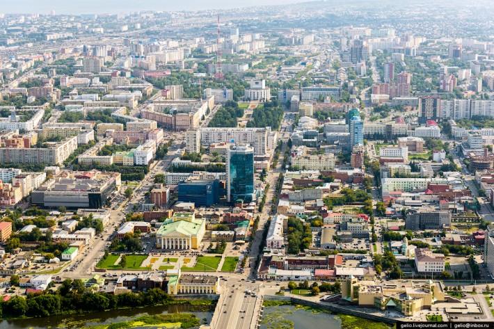 Офисный центр «Челябинск-Сити»