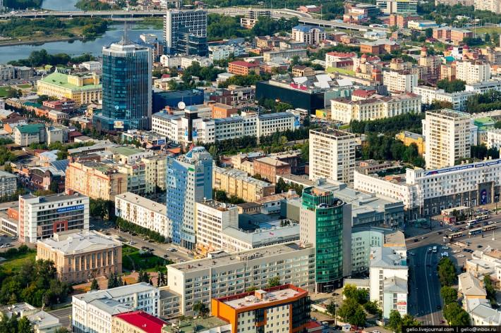 Челябинские бизнес-центры